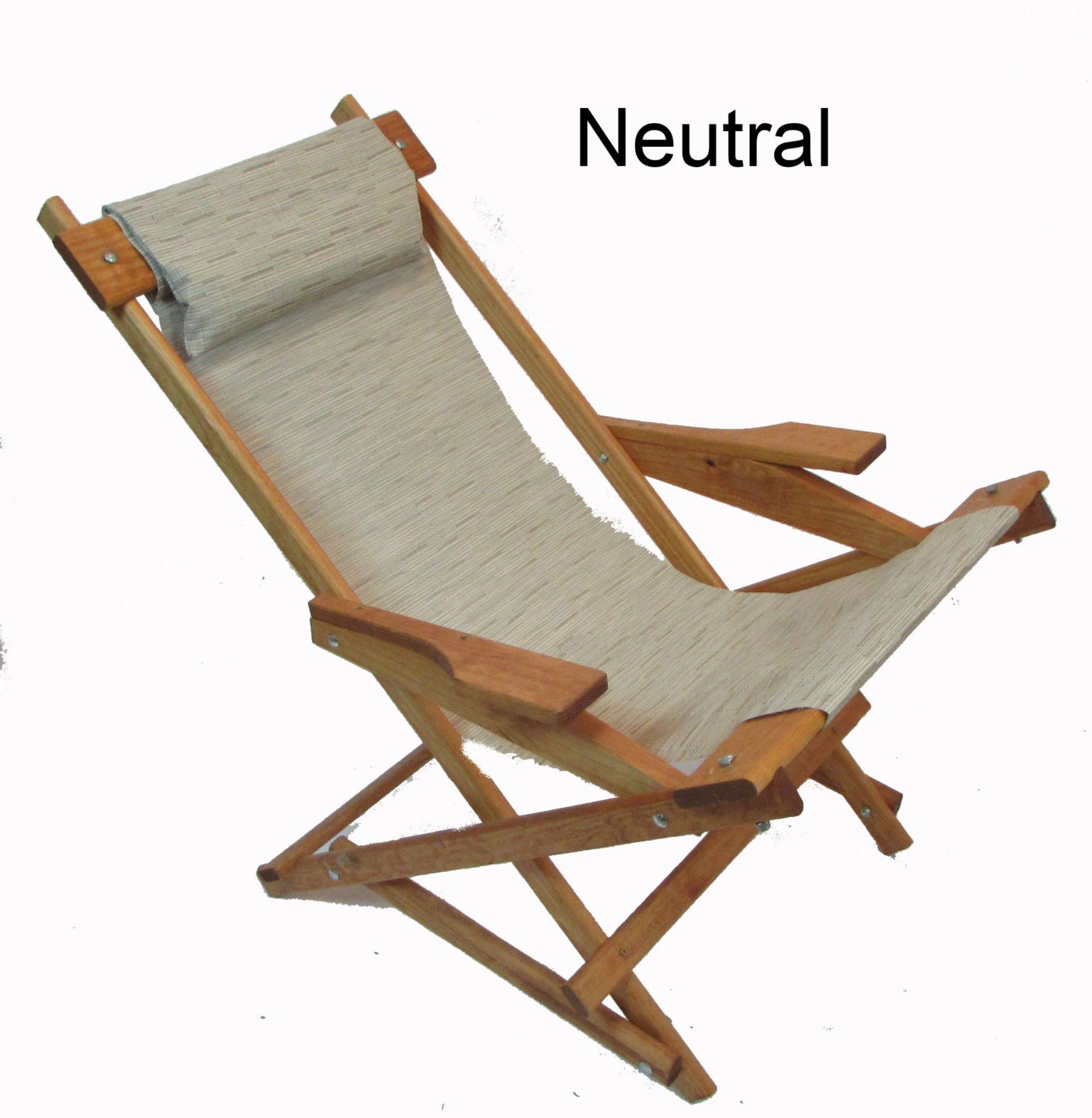 Wooden Folding Rocking Chair by EverywhereChair on Etsy