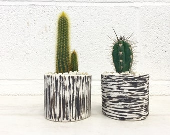 SALE porcelain planter