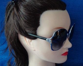 Silver Oversized Sunglasses,Metal Oversized Sunglasses,Boho Sunglasses,Ladies Chic Sunglasses
