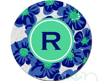 Personalized Retractable Badge Reel or Stethoscope ID Tag L23