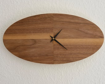 Handmade wall clock