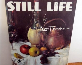 Art how to book, by Walter Foster.  How to Draw STILL LIFES