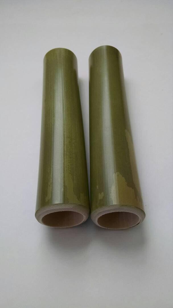 Bamboo massage sticks organic raw green