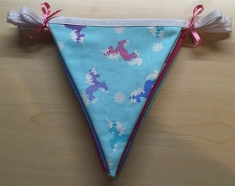 Magical Unicorn Bunting