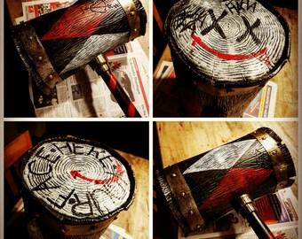 Harley Quinn's hamer commission