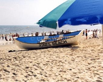 Jones Beach Lifeboat