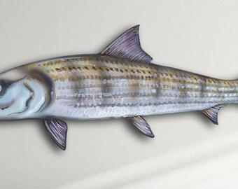 Bonefish 18 inch Wall Decor