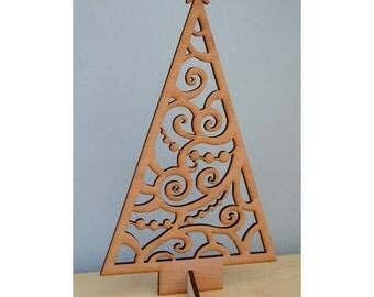 Figure 30cm wooden