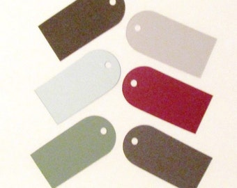 Chalkboard Tags 12 Rounded Chalk Tags Reuseable Chalkboard Favor Tags Mason Jar Tags Mason Jar Labels Chalkboard Labels