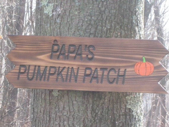 Garden Sign, Personalized Wood Garden Sign, Handmade Wood Sign, Custom Wood  Sign, Rustic Sign, Indoor Outdoor Sign, Hand Crafted Wood Sign