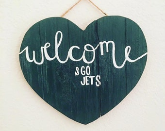 Welcome & Go Team Signs