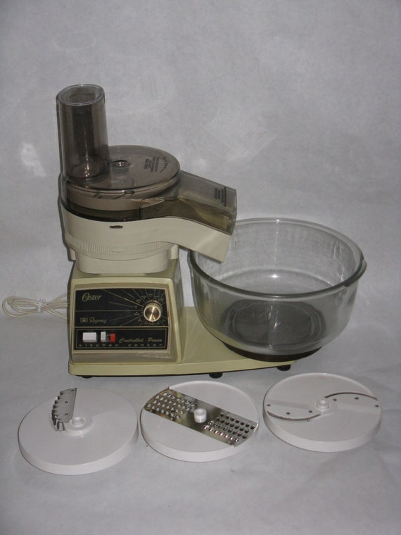 Vintage Oster Regency Stand Mixer Kitchen Center Blender Food