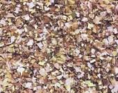 Rustic Blush Wedding Confetti Mix Biodegradable Rose Gold Blush InsideMyNest (25 Guests)