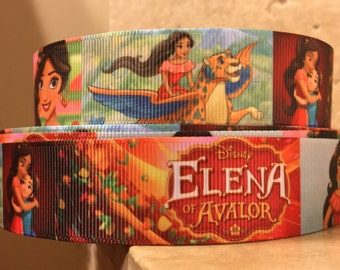 5 YDS Elena of Avalor Ribbon
