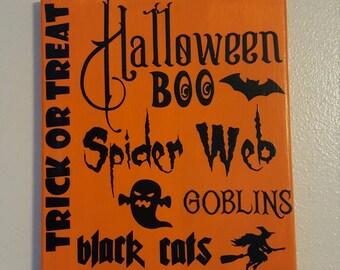 HalloweenCanvas-FreeShippingInUS