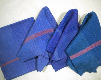 Four Sisters Handwoven Napkins, Set of 4 n000
