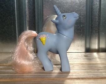G1 My Little Pony COCO BERRY: Sundae Best Unicorn Pony