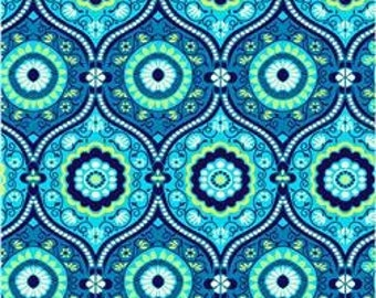 Amy Butler Lark Ocean Treasure Box Fabric