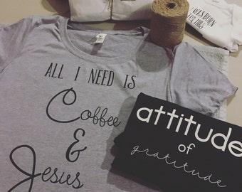 Coffee and Jesus