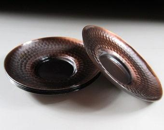 Set of Five Copper Chataku