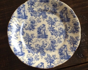 Adorable Saucer Plate by Baum Bros.