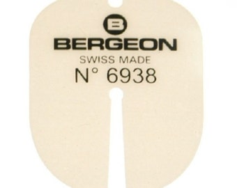 Bergeon Watch Dial Protection Sheet - Swiss Made