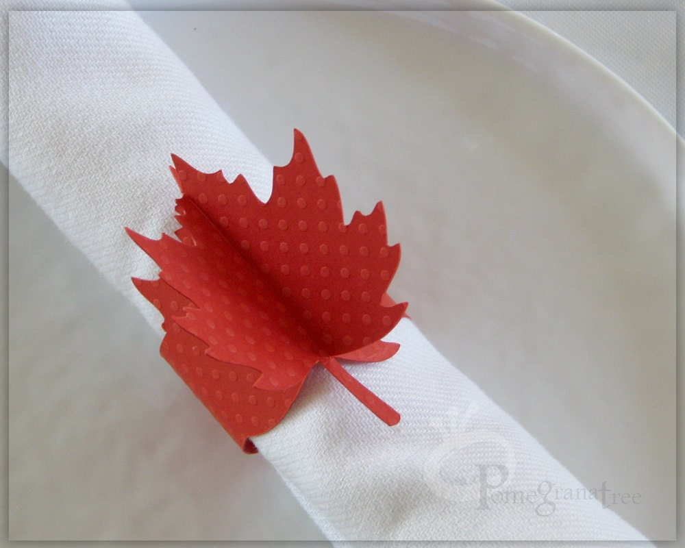 Thanksgiving napkin rings thanksgiving table decor for Turkey napkins
