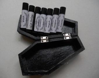 Gothic Lip Balm Set