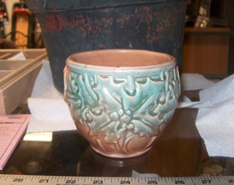 Antique Art Pottery Vase, WAS 30.00 - 35% = 19.50