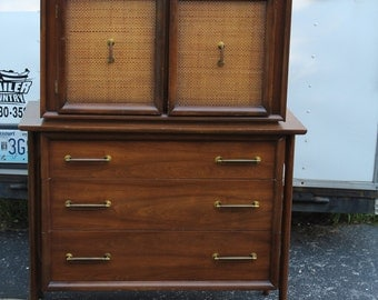 Unique Mid Century highboy
