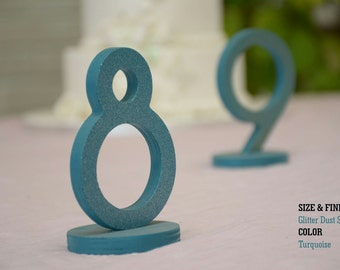 Wedding Table Numbers, SET 1/25, Table Numbers for Wedding, Wooden Table Numbers, Rustic Wedding, Table Numbers