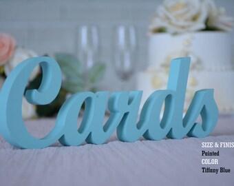 Wedding Cards Sign