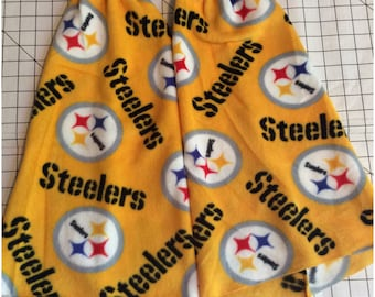 Pittsburg Steelers Leg Warmers