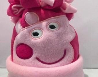 Peppa Pig Fleece Winter Character Hat