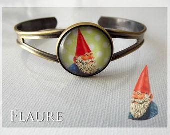 """Bracelet """"garden gnome"""""""