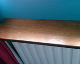 Custom Made Dark Oak Shelf