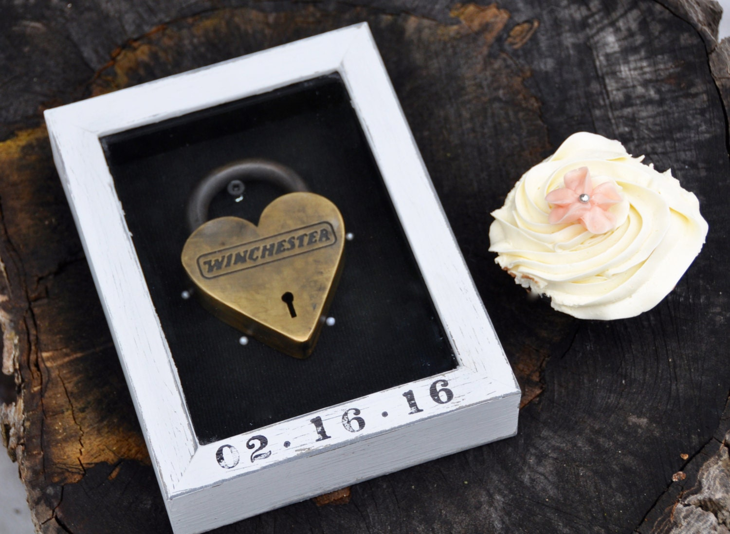 Wedding shadow box wedding gift anniversary gift personalized
