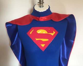 New superman mannequin lamp