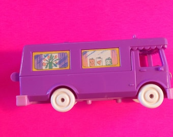 Polly Pocket 1994 Camper