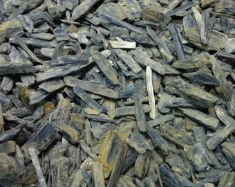 KYANITE CRYSTAL WHOLESALE Lot By The Pound Blue Blades for Jewelry, small