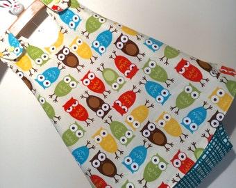 Owl Dress Jumper