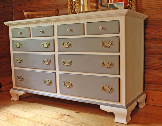 Customized Dresser Painted To Order Bureau Chest Of
