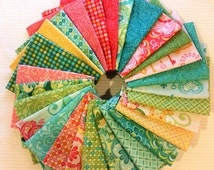 Fabric Bundle of Carina line from Benartex.   27 different fabrics