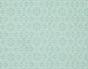 ON SALE 1 yard Victoria and Albert Jones Starred Citron by Westminster Fabrics