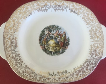 SEBRING China Platter