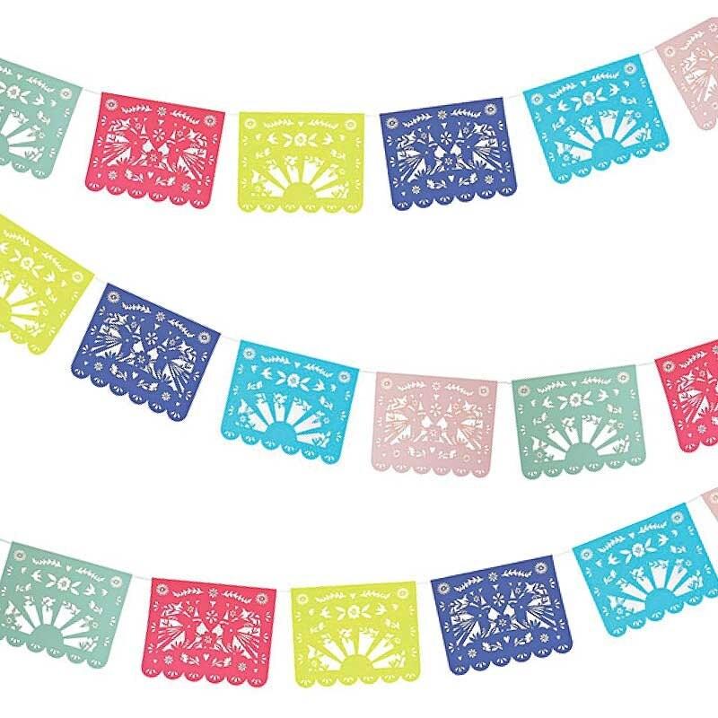 Fiesta Party Garland Meri Meri Fiesta Banner Mexican Folk