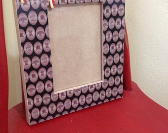 Disney Pressed Pennies inspired, Disney Memories, photo frames, housewares, frames