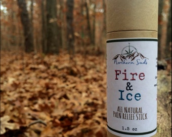 Fire & Ice Pain Relief Stick