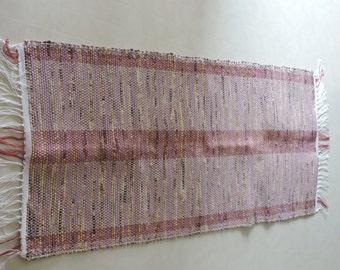 Hand Woven Rag Rug (16-26)