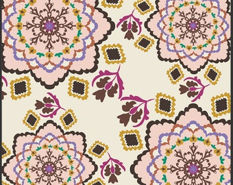 Dream Catcher Raffia, Bijoux by Bari J for Art Gallery Fabrics 6126